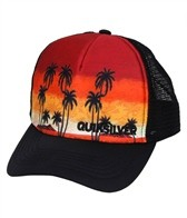 Quiksilver Boys' Boards Trucker Hat (8-20)