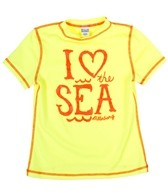 Billabong Billie Girls Lola S/S Rashguard (4-14)