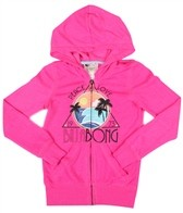 Billabong Billie Girls Beachy Dream Zip Hoodie (4-16)