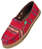 Sanuk Women's Cabrio Poncho Slips Ons