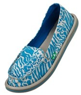 Sanuk Women's Shorty Leppatyga Flats