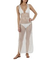 Lucy Love Poolside Mesh Cape Cod Maxi
