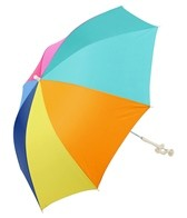 Rio Brands Beach Chair Clamp-On Umbrella SPF50