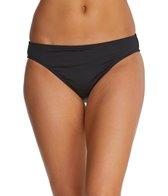 La Blanca Core Solid Hipster Bikini Bottom