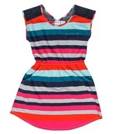 Roxy Girls' First Glance S/S Dress (7-16)