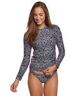 EQ Swimwear Tahitian L/S Rash Guard