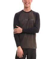 Dakine Men's Waterman Long Sleeve Relaxed Fit Rashguard