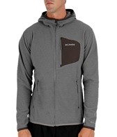 Columbia Men's Scale Up Running Full Zip