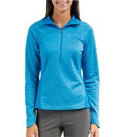Columbia Women's Optic Got It Stripe Running 1/2 Zip