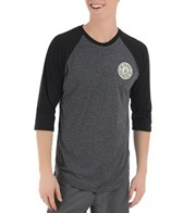 Volcom Men's Band L/S Surf Tee
