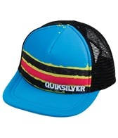 Quiksilver Boys' Boards Trucker Hat (Kids)