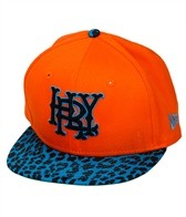 Hurley Boys' Major Leagues New Era Hat (Kids)