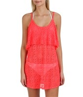 Roxy Coastal Switch Coverup Dress