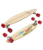 Sector 9 Bamboo Puerto Rico Complete Longboard Skateboard
