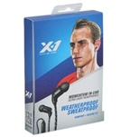 X-1 Audio Momentum Ultra Light Sweatproof Earphones