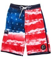O'Neill Boys' Freedom Boardshort (8-20)