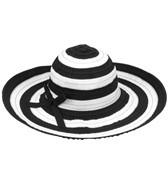 Physician Endorsed Yin & Yang Two Tone Ribbon Hat