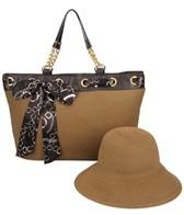 Physician Endorsed Serengeti II Straw Bag & Hat Set