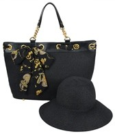 Physician Endorsed Serengeti II Straw Bag & Hat Set