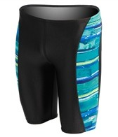 Speedo Color Stroke Jammer Swimsuit