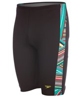 Speedo Rainbow Stripe Jammer