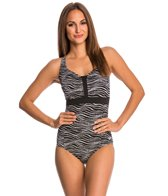 speedo-ocean-dot-sweetheart-neck-one-piece