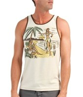 Lost Men's Tropical Dance Party Tank