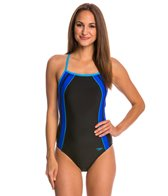 Speedo Ignite Splice One Piece Swimsuit