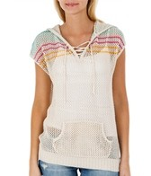 Rip Curl Sun Dip Lace Up Sweater