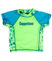 Coppertone Kids S/S Rashguard (2T-4T)