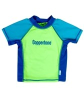 Coppertone Kids S/S Rashguard (4-6X)