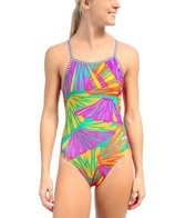 Dolfin Uglies Zalia V-2 Back One Piece Swimsuit