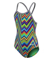 Dolfin Uglies Little Dolfins Fizz One Piece Swimsuit