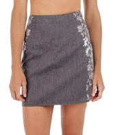 Rhythm The Sea Drum Skirt