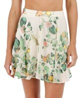 Rhythm The Citrus Drum Skate Skirt
