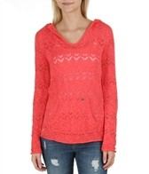 Roxy Women's Easy Breezy Hooded Sweater