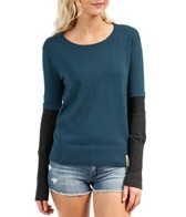 Rhythm Women's Infinite Crew Knit Sweater