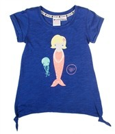 Roxy Girls' Watch Out S/S Tee (2-7)