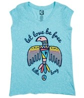 Billabong Billie Girls Fun Times For You S/S Tee (4-16)