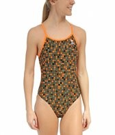 TYR Check Crosscutfit One Piece Swimsuit