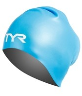 TYR Long Hair Wrinkle Free Silicone Cap