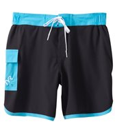TYR Men's Bulldog Solid Boardshort