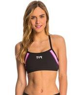 TYR Women's Competitor Thin Strap Bra Top