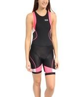 TYR Women's Competitor Trisuit w/Back Zipper
