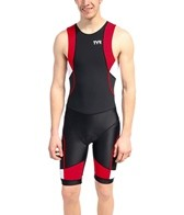 TYR Men's Competitor Trisuit w/Back Zipper
