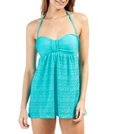 Athena Cabana Bandeau Swim Dress