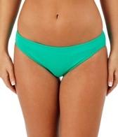 La Blanca Solid Hipster Bikini Bottom