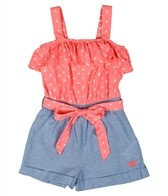 Roxy Girls' Summer Dream Romper (4-6X)