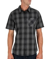 Quiksilver Men's Native Thoughts Short Sleeve Shirt