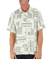 Quiksilver Waterman's Izu Isle S/S Shirt